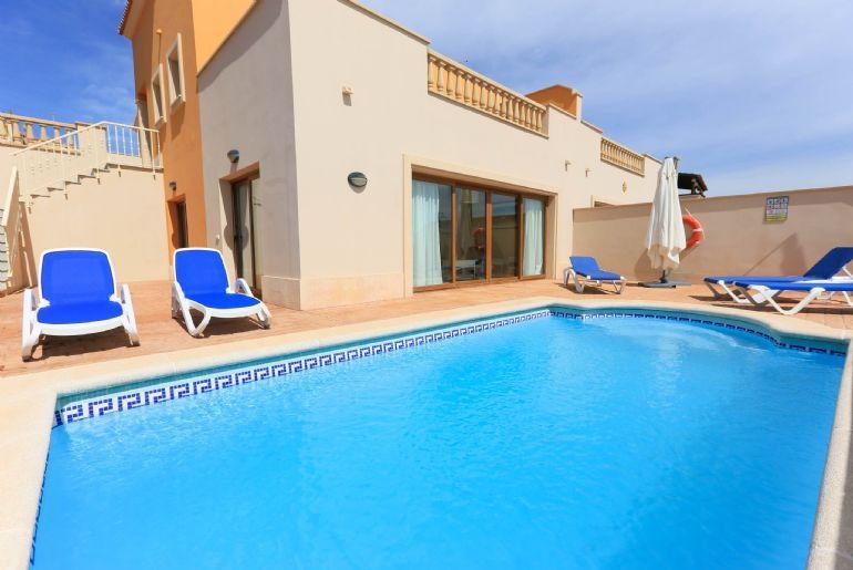 Villa Tamon 2160 - Image 1 - Fustes - rentals