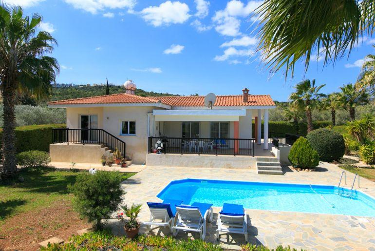 Villa Chrystalla 2186 - Image 1 - Latchi - rentals