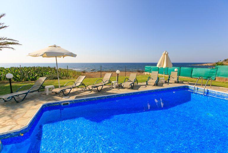 Plaka Beach Villa 2221 - Image 1 - Kissonerga - rentals