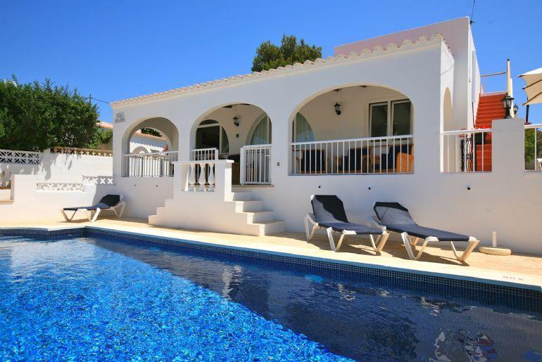 Villa Yolanda 2270 - Image 1 - Cala'n Porter - rentals