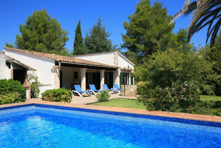 Villa Finca 2276 - Image 1 - Cala San Vincente - rentals
