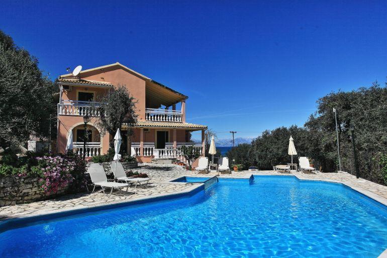 Villa Thespina 2280 - Image 1 - Kassiopi - rentals