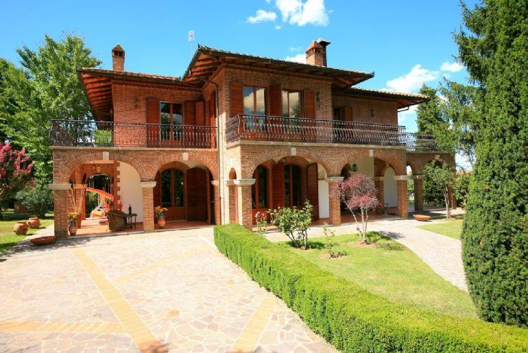 Villa Torrita 2281 - Image 1 - Torrita di Siena - rentals