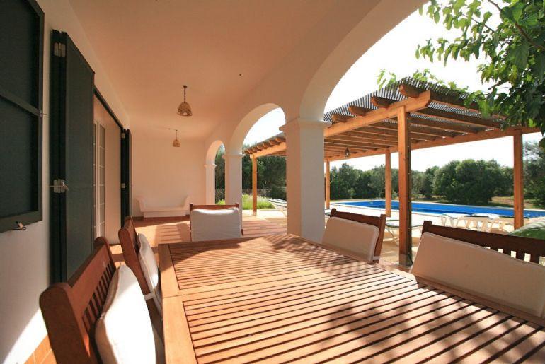 Villa Biniparrell 2294 - Image 1 - Sant  Lluis es - rentals