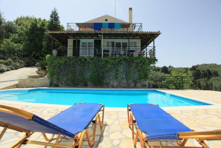 Villa Nefeli 2295 - Image 1 - Lakka - rentals