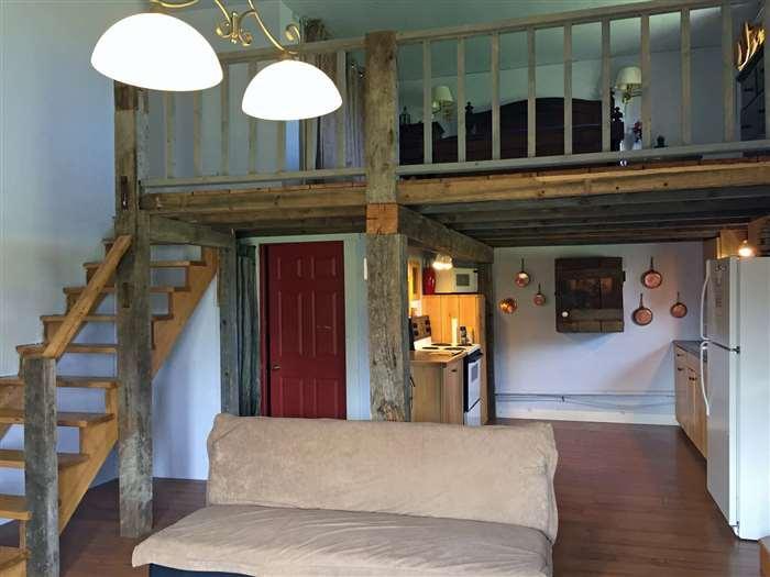 Matthie Loft Suite - Image 1 - Prince Edward County - rentals