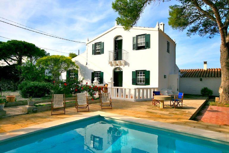 Villa Torret 2296 - Image 1 - Sant  Lluis es - rentals