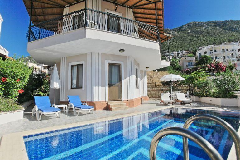 Villa Ela 2308 - Image 1 - Kalkan - rentals