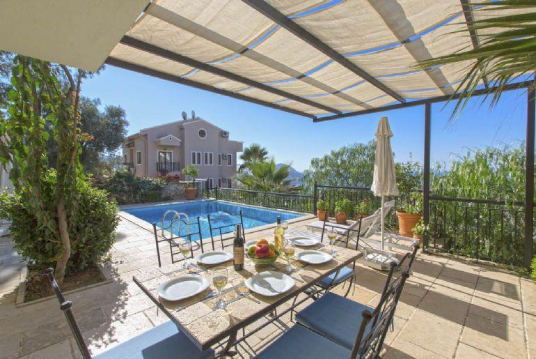Villa Molly 2312 - Image 1 - Kalkan - rentals