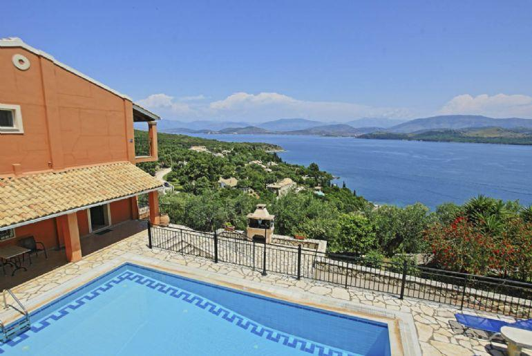 Villa Elia Kerasia 2354 - Image 1 - Agios Stefanos NE - rentals