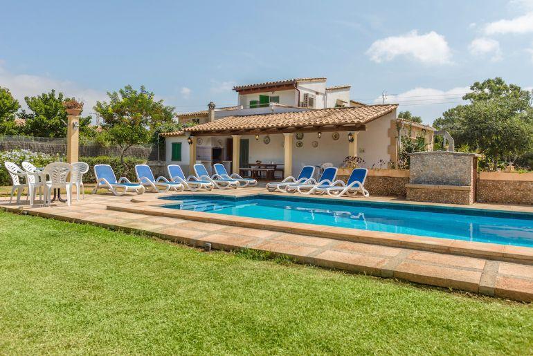 Villa Can Gato 2362 - Image 1 - Cala San Vincente - rentals