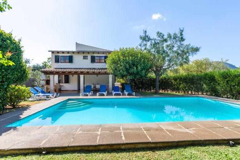 Villa Niu 2364 - Image 1 - Pollenca - rentals