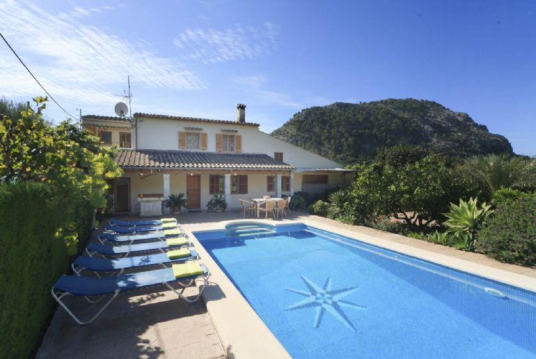 Villa Can Tomeu 2366 - Image 1 - Pollenca - rentals
