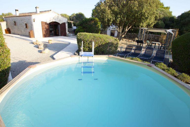 Villa Tres Pinos 2387 - Image 1 - Sant  Lluis es - rentals