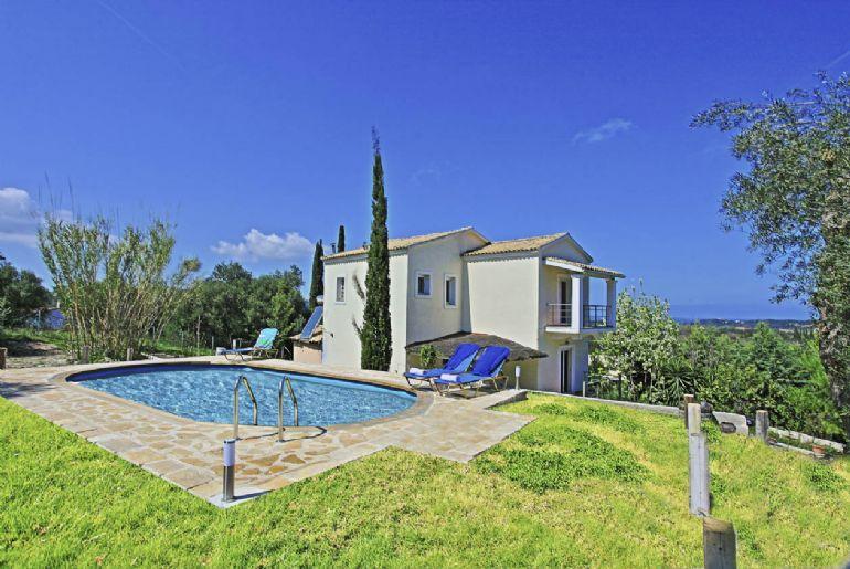 Villa Mavrikia 2392 - Image 1 - Roda - rentals