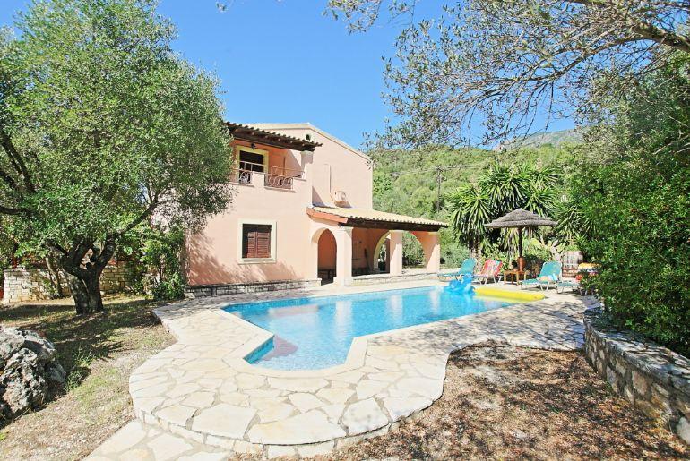 Villa Apollo 2394 - Image 1 - Barbati - rentals
