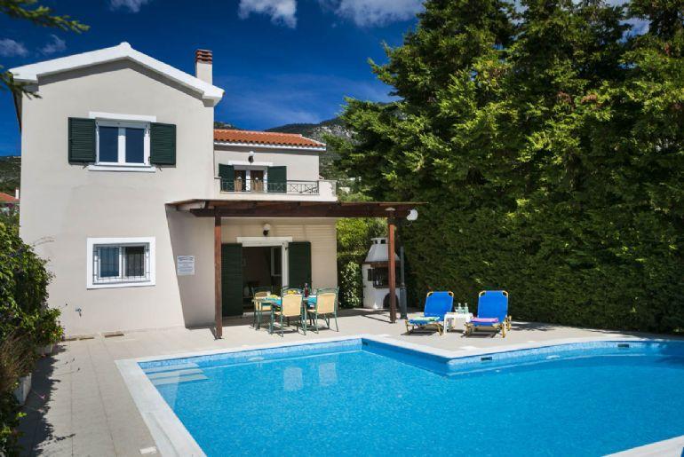 Villa Thalia Sofia 2413 - Image 1 - Vlachata - rentals