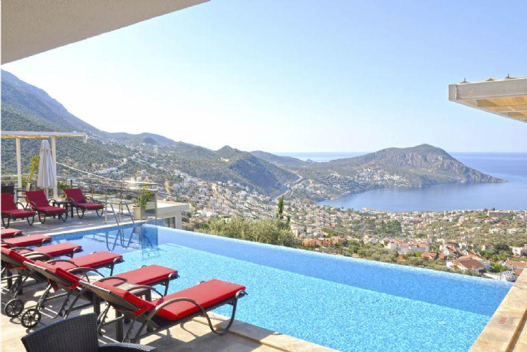 Villa Akdeniz 2450 - Image 1 - Kalkan - rentals