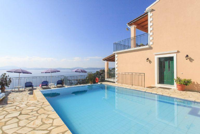 Villa Armandos 2452 - Image 1 - Nissaki - rentals