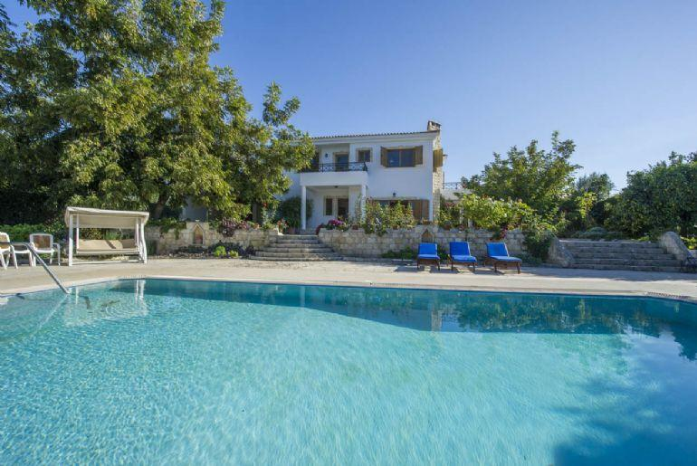 Villa Xenios Dias 2454 - Image 1 - Limni - rentals