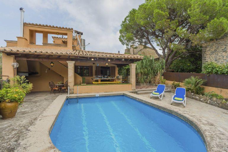 Villa Ciutada 2460 - Image 1 - Pollenca - rentals