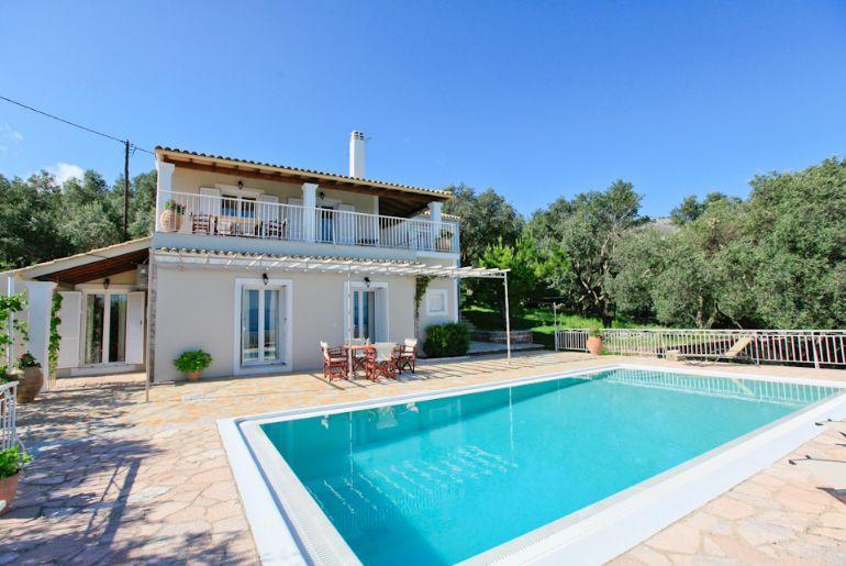 Villa Andreas 288 - Image 1 - Kassiopi - rentals
