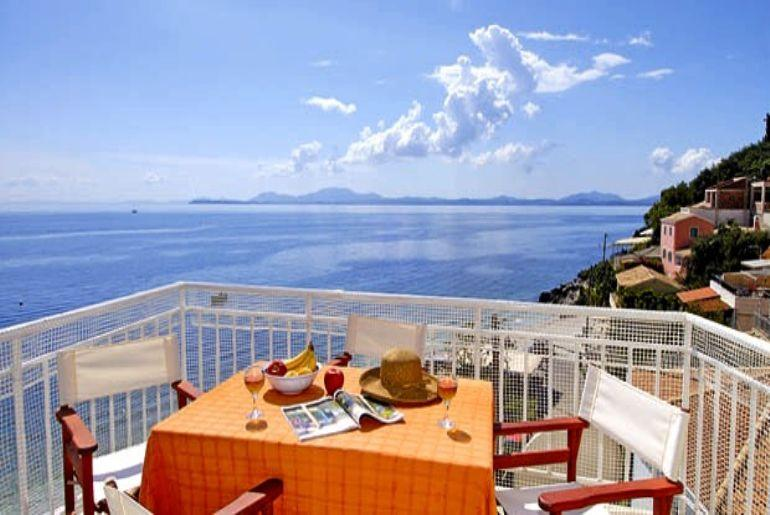 Villa Thalassa 920 - Image 1 - Nissaki - rentals