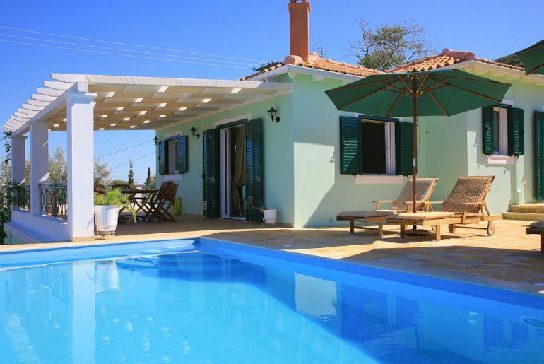 Villa Belvedere Verde 940 - Image 1 - Tsoukalades - rentals