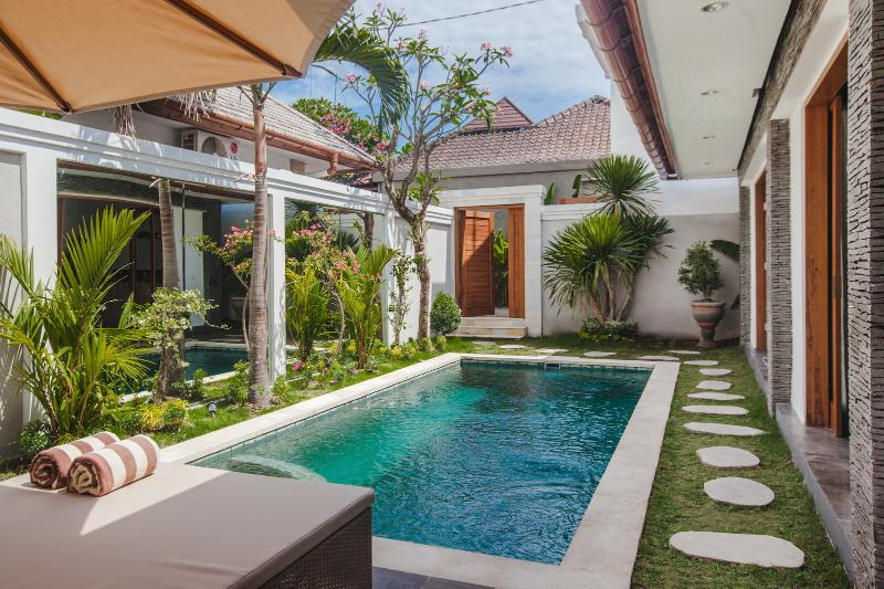 Cozy 1, one Bedroom Villa with private pool - Image 1 - Sanur - rentals