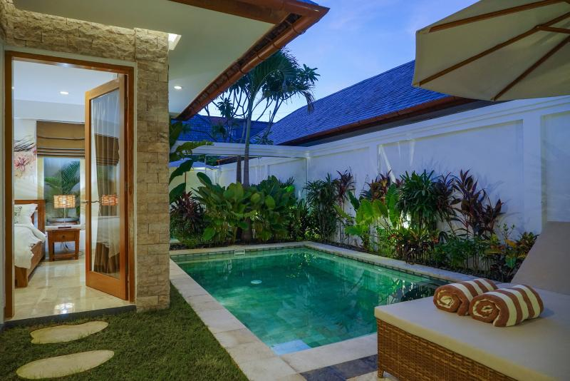 Cozy Villa 2,  one bedroom with private pool Sanur - Image 1 - Sanur - rentals
