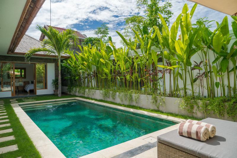 Cozy 3, 2 Bedroom Villa with private pool Sanur - Image 1 - Sanur - rentals