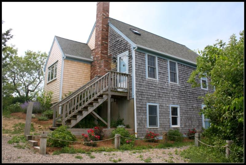 BEACH FRONT HOME! 128205 - Image 1 - Eastham - rentals