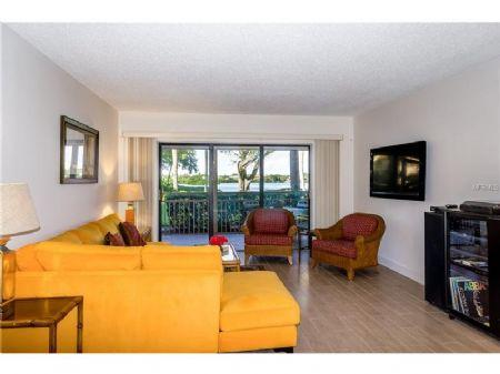 Living Room - Chinaberry 913 - Sarasota - rentals