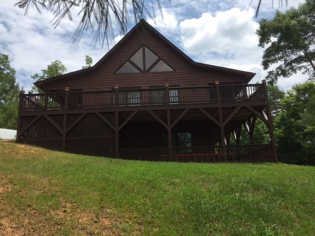 Fishing Bear Lodge - Image 1 - Murphy - rentals