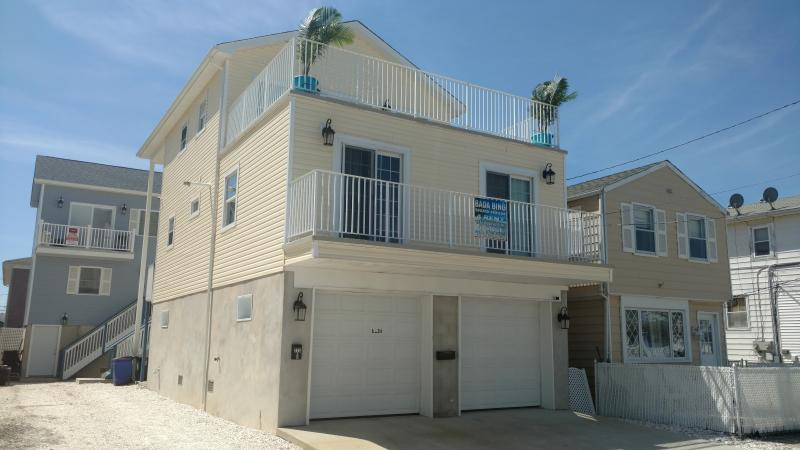The Bada Bing Shore House is Brand New 4 Bedroom and 2 Bathroom house with Central AC - LUX Living - Bada Bing Shore House 4 BR, 2 Baths, AC  Sleeps 11 - Seaside Heights - rentals