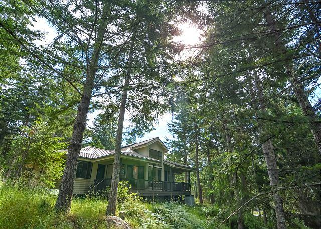 Cascade Trails on Orcas Island - Image 1 - Eastsound - rentals
