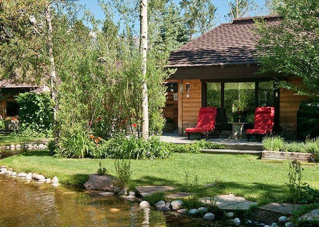 A picturesque cabin tucked into the peace of the Aspens - Image 1 - Wilson - rentals