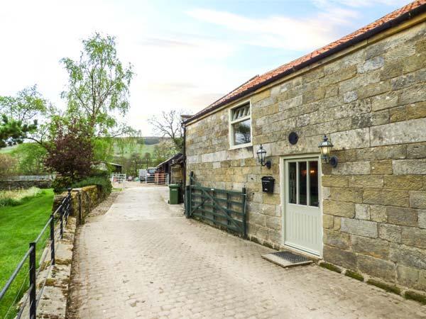BLACK CAT COTTAGE, woodburner, on working farm, superb accommodation, Helmsley, Ref 938384 - Image 1 - Helmsley - rentals