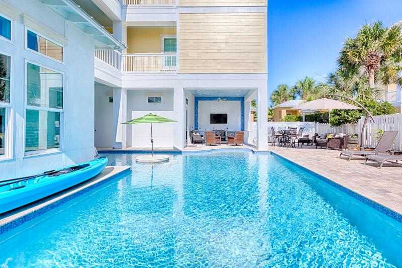 NEW HOME w/ Private Pool/Hot Tub - Image 1 - Miramar Beach - rentals