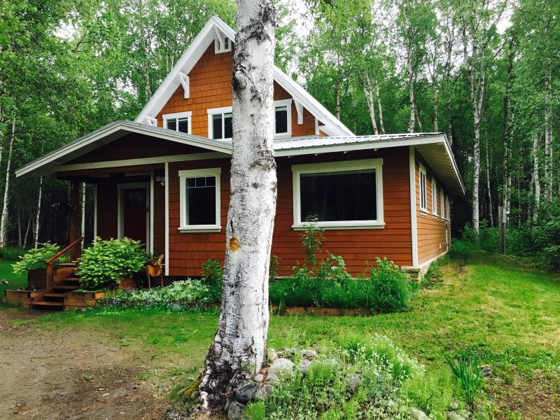 Summer time at the Dall House - Talkeetna Dall House -  True Alaskan Luxury - Talkeetna - rentals