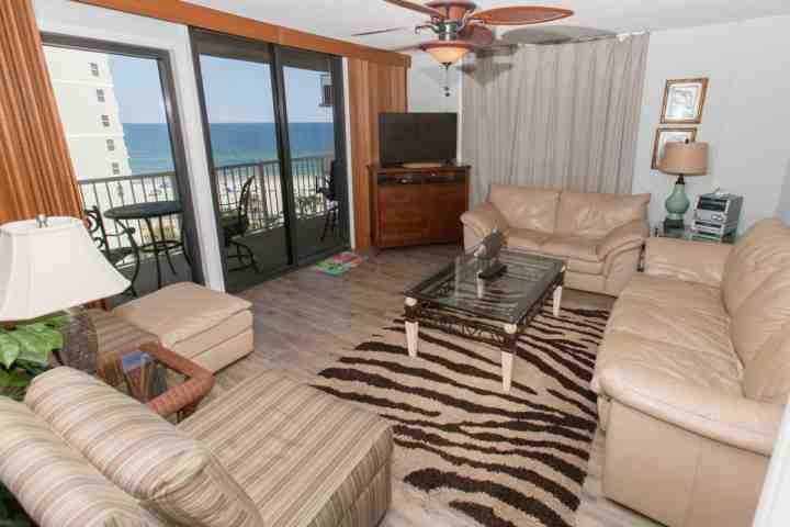 Seaside Beach and Racquet 5714 - Image 1 - Orange Beach - rentals
