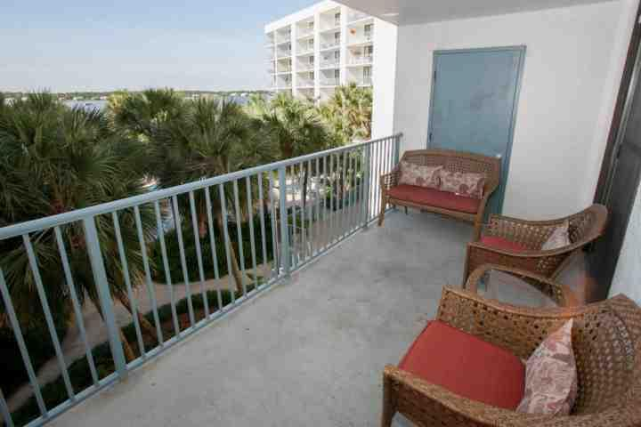 Gulf Shores Surf and Racquet 307A - Image 1 - Gulf Shores - rentals