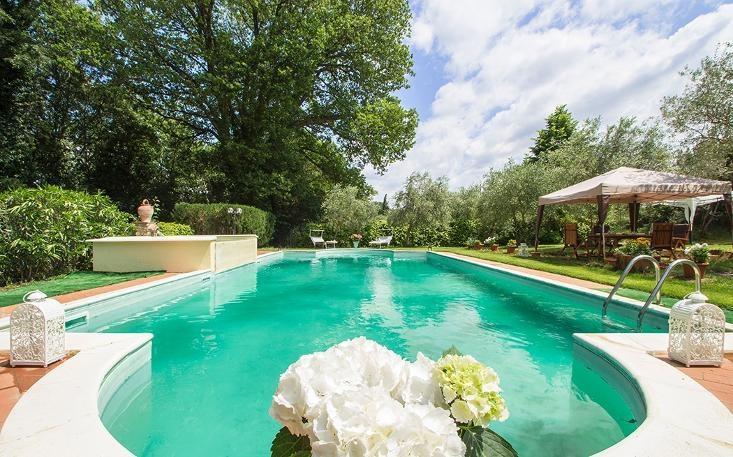 Villa Abbazia - Image 1 - Tuscany - rentals