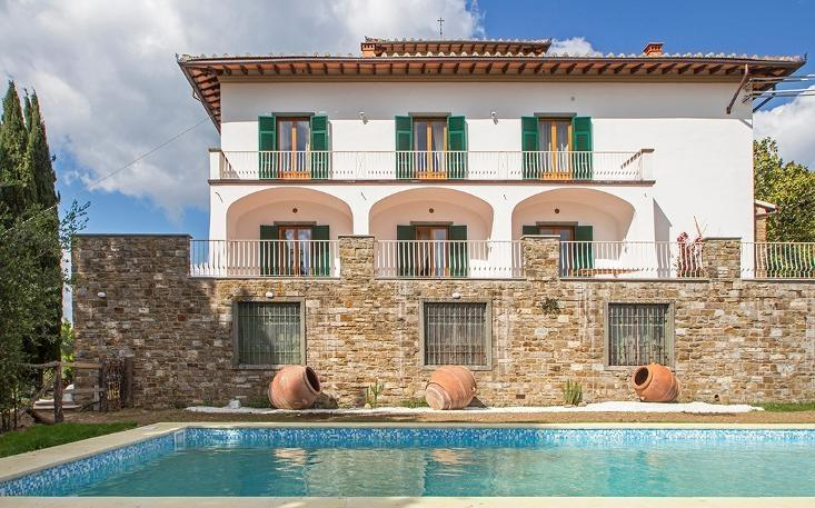 Villa Torre di Faltignano - Image 1 - Tavarnuzze - rentals
