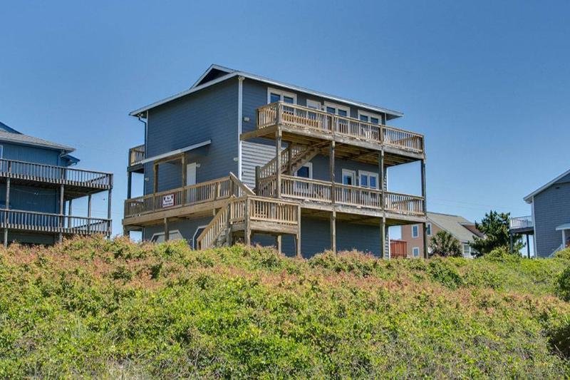 Buckeye Beach House - Image 1 - Emerald Isle - rentals