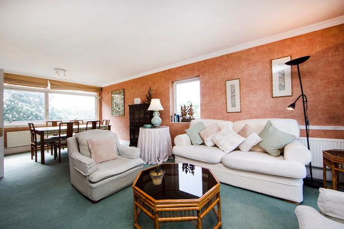 Warm and inviting 2 bedroom apartment next to Holland Park- Kensington - Image 1 - London - rentals