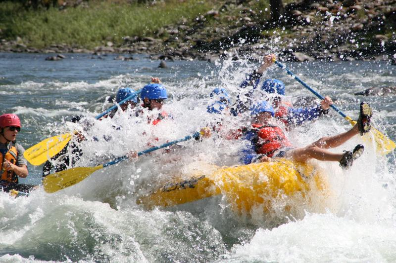 Get Ready, go!  White rafting the Yellowstone River, just 30 minutes away!. - Paradise Found, Four Seasons of Fun near YNP! - Emigrant - rentals