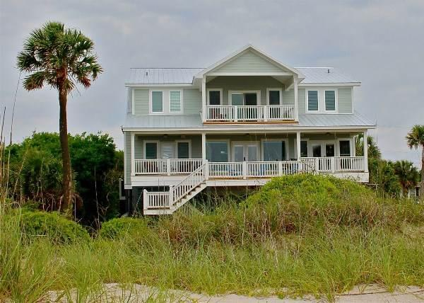 "2503 Point St - ""View Point"" - Image 1 - Edisto Beach - rentals"
