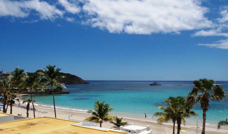 Sea Fan at Coral Beach Club, Dawn Beach SXM - SEA FAN at Coral Beach Club... lovely villa in gated beachfront community on Dawn Beach - Dawn Beach - rentals