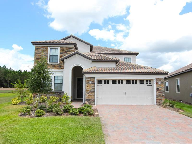 Beautiful 6 Bedroom Home Near Disney From 175nt - Image 1 - Orlando - rentals